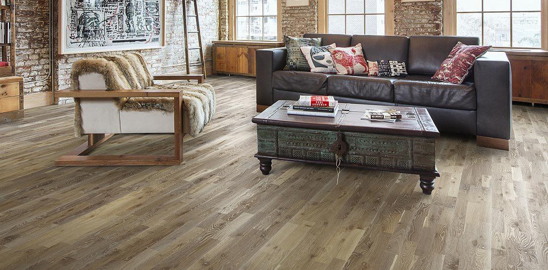 oak wood flooring range