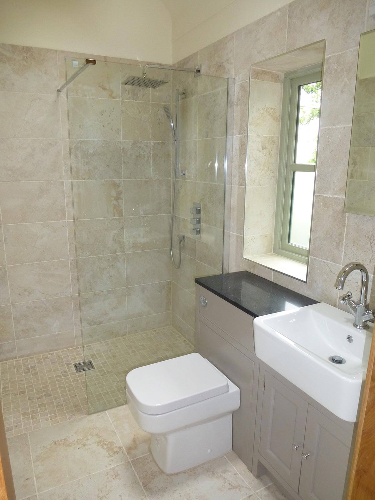 Bathroom Furniture Tiles Wood Flooring In Tattenhall
