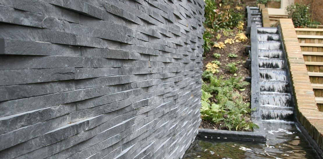 Stone cladding cheshire showroom stone cladding chester for Exterior stone cladding panels