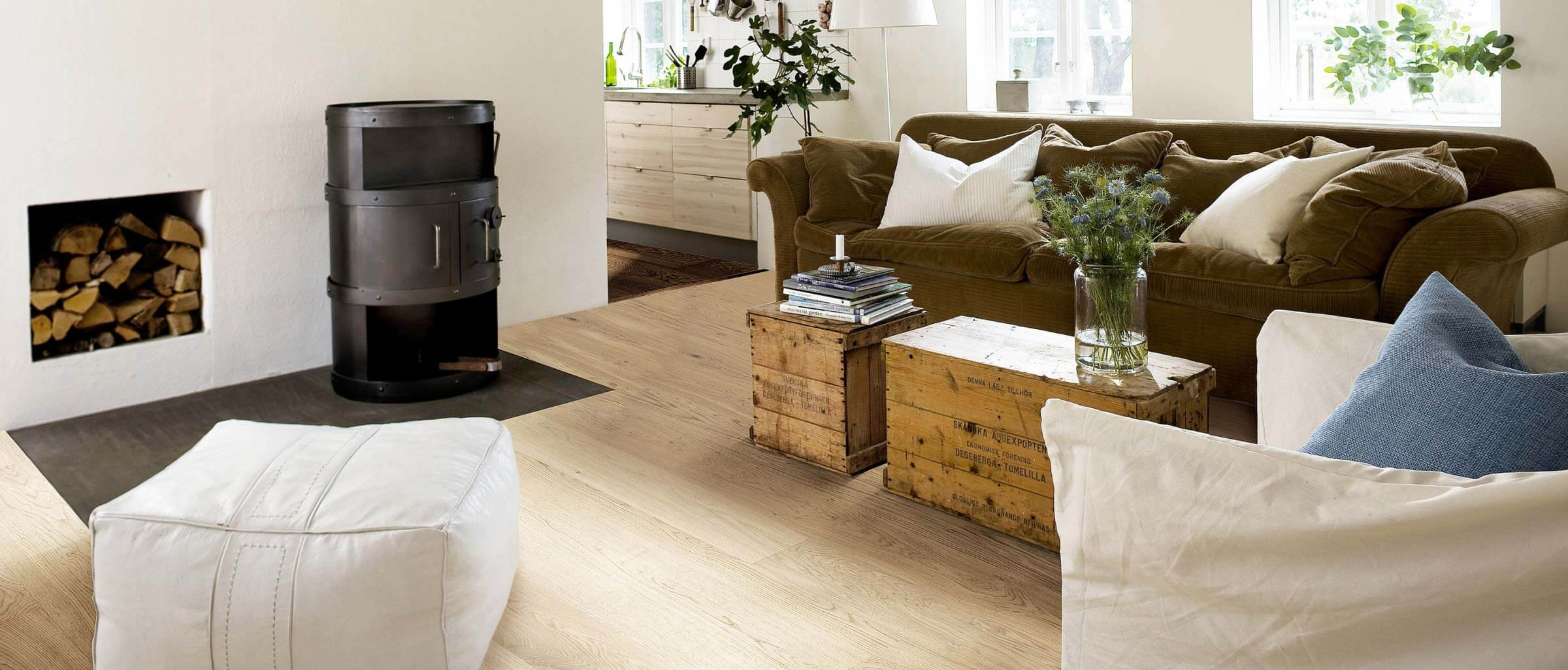 Kahrs Oak Brighton Wood Floor