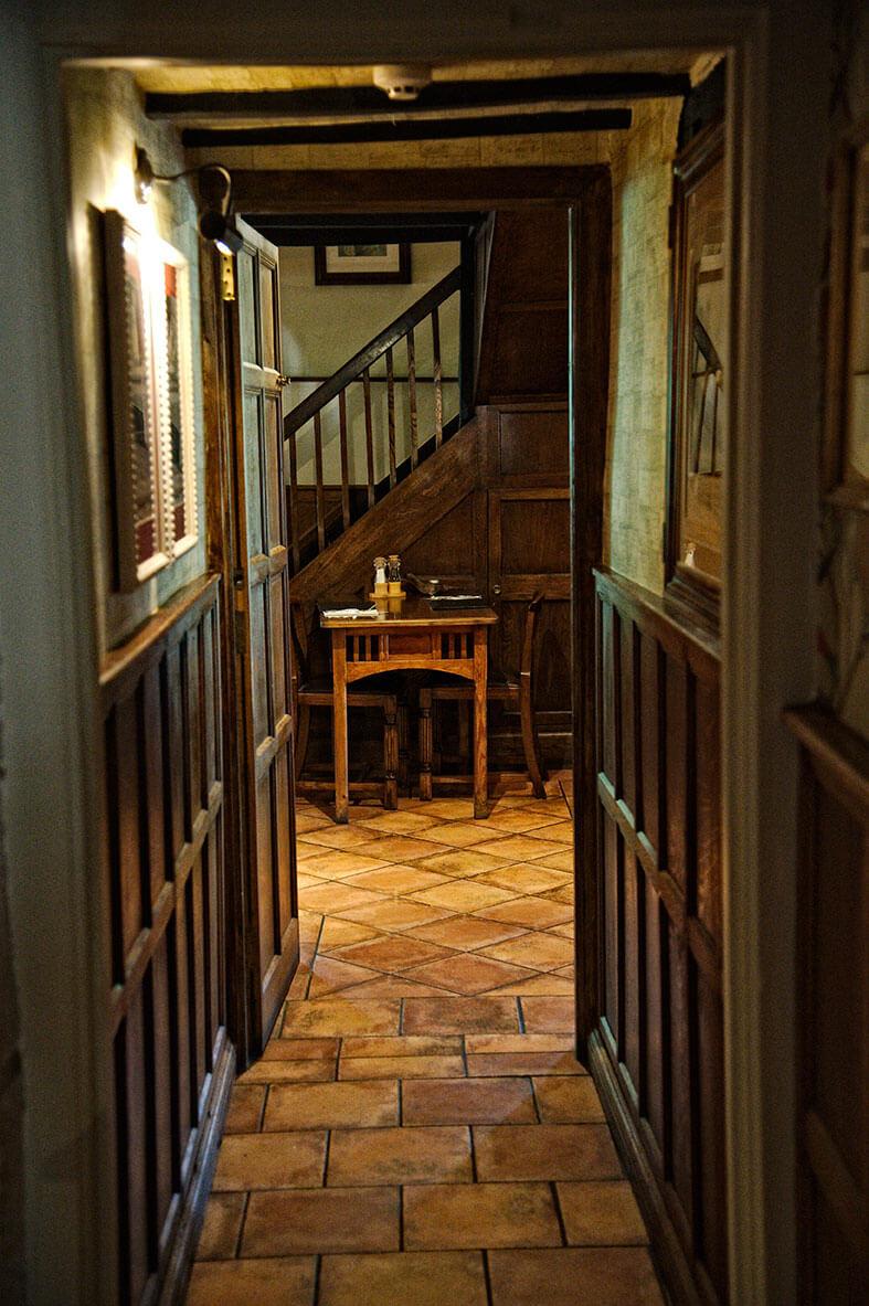 Pheasant Inn Tiling