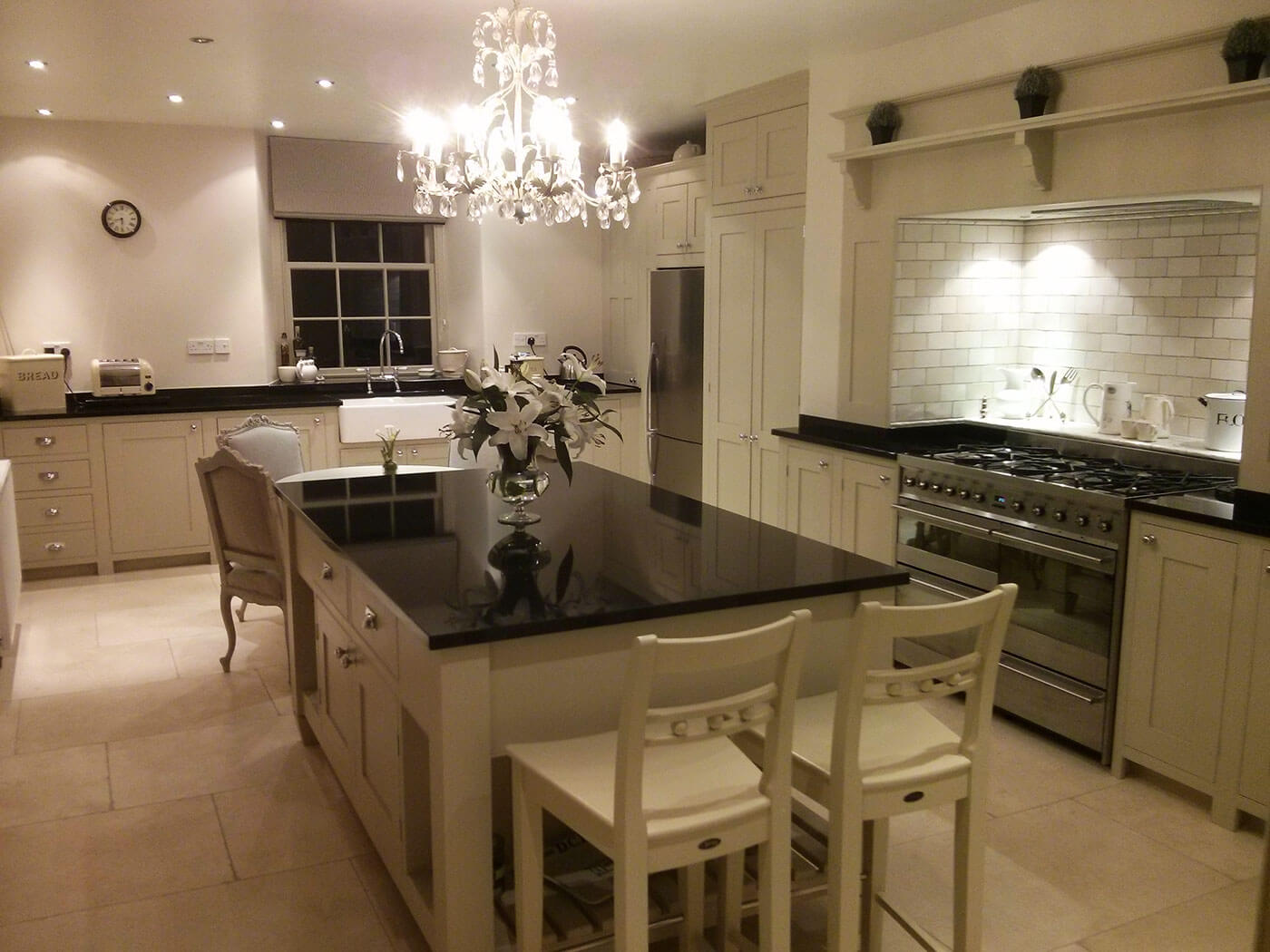 Kitchen Tiles Dolgellau