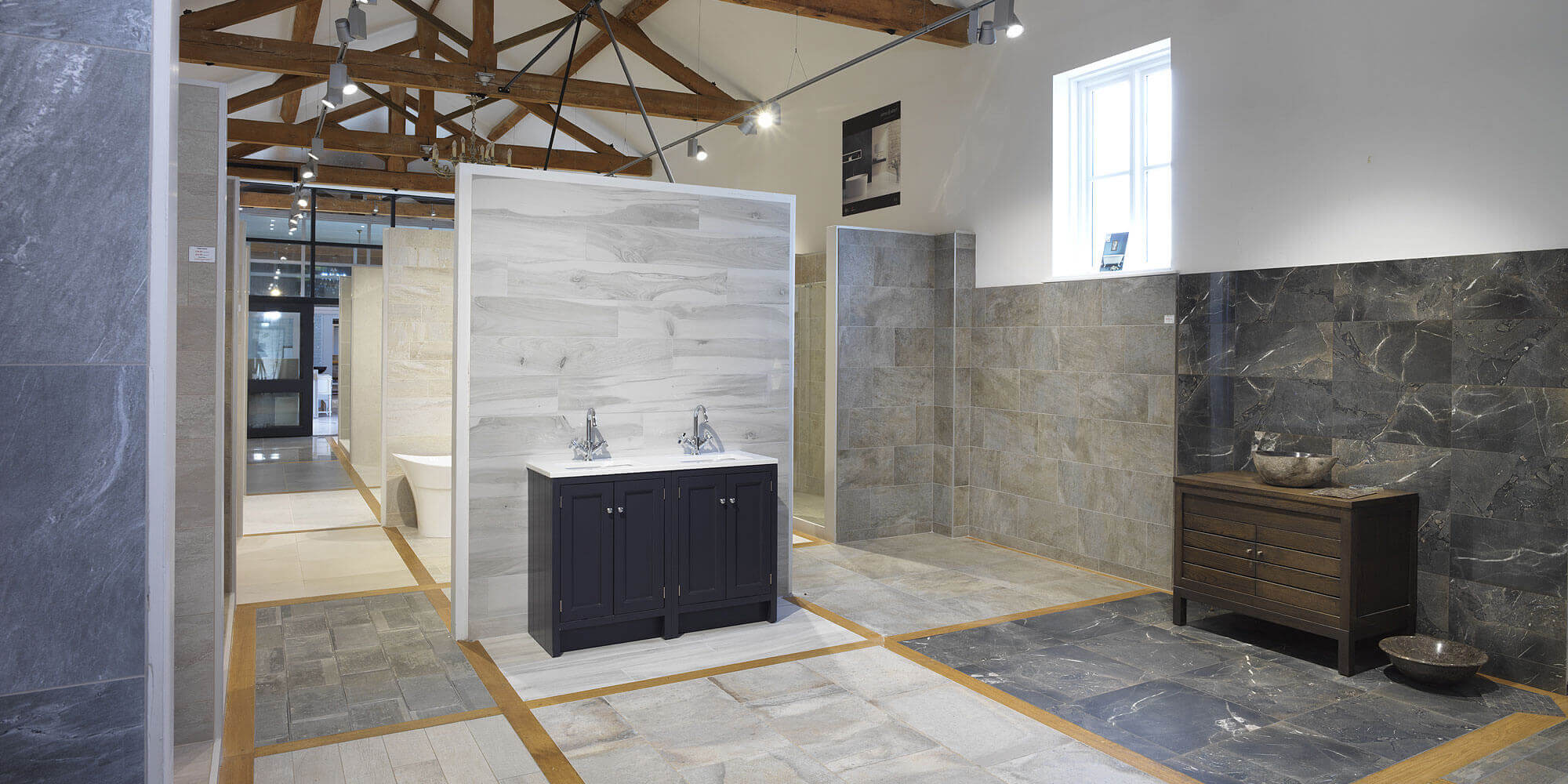 Cheshire Bathroom Showroom