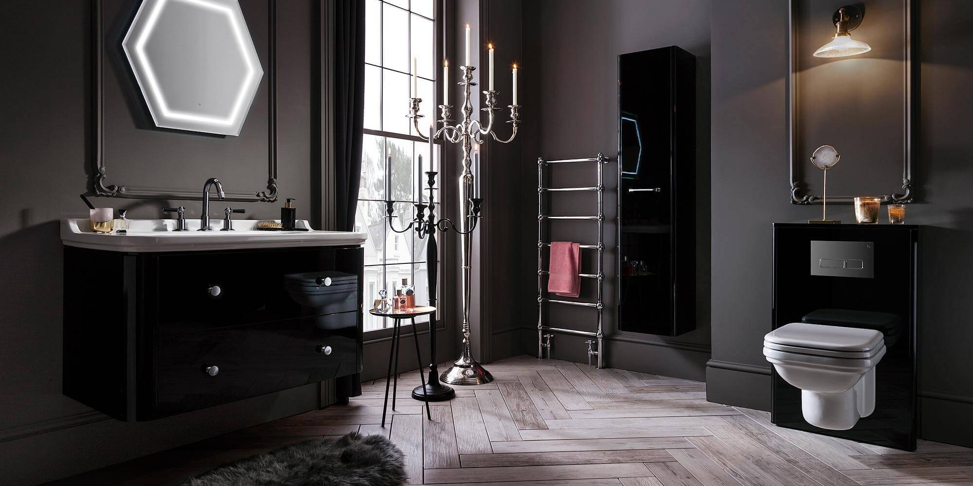 Waldorf Bathroom Furniture