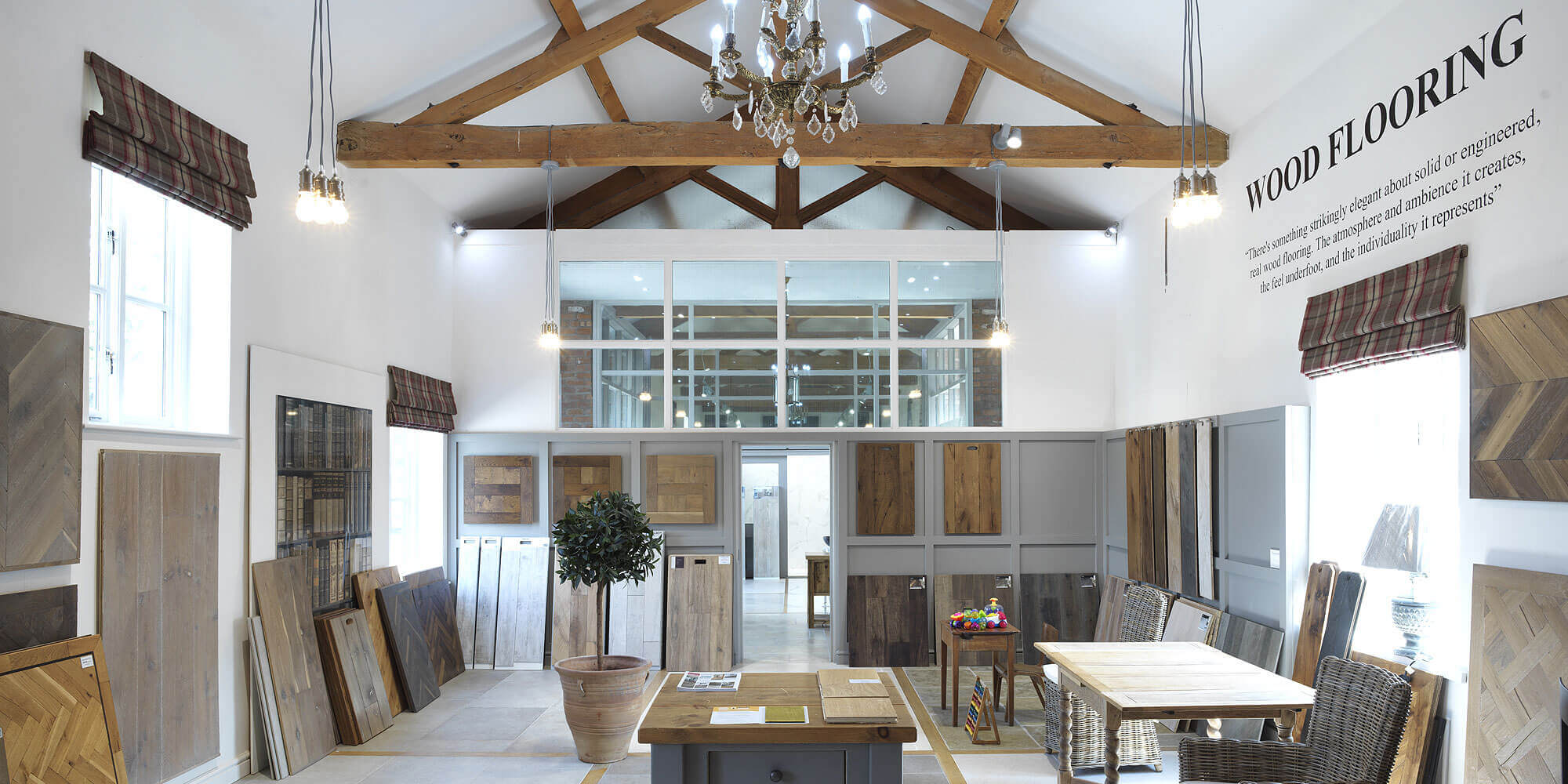 Wood Flooring Showroom Chester