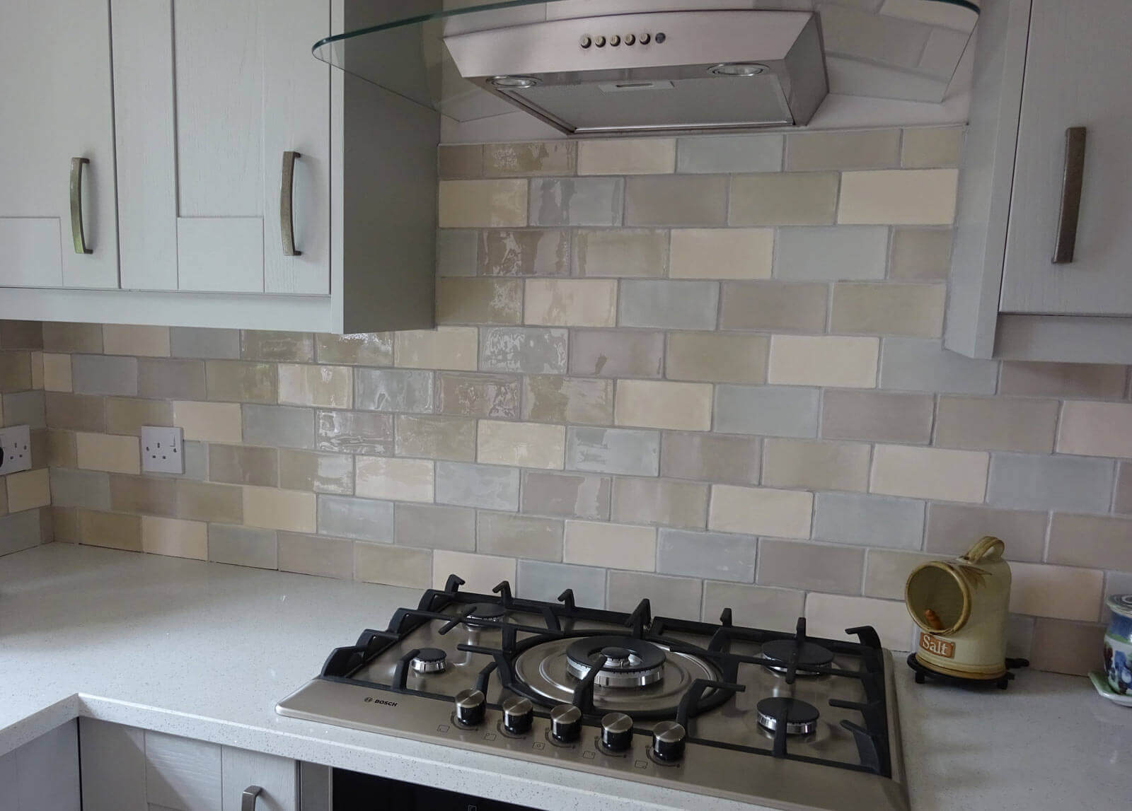 West Midlands Kitchen Wall Tiles