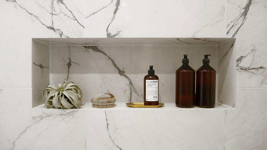 Master Bathroom Tiles