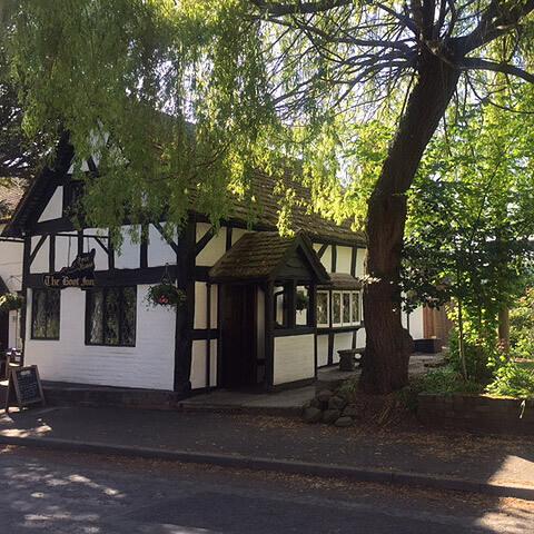 The Boot Inn - Orleton