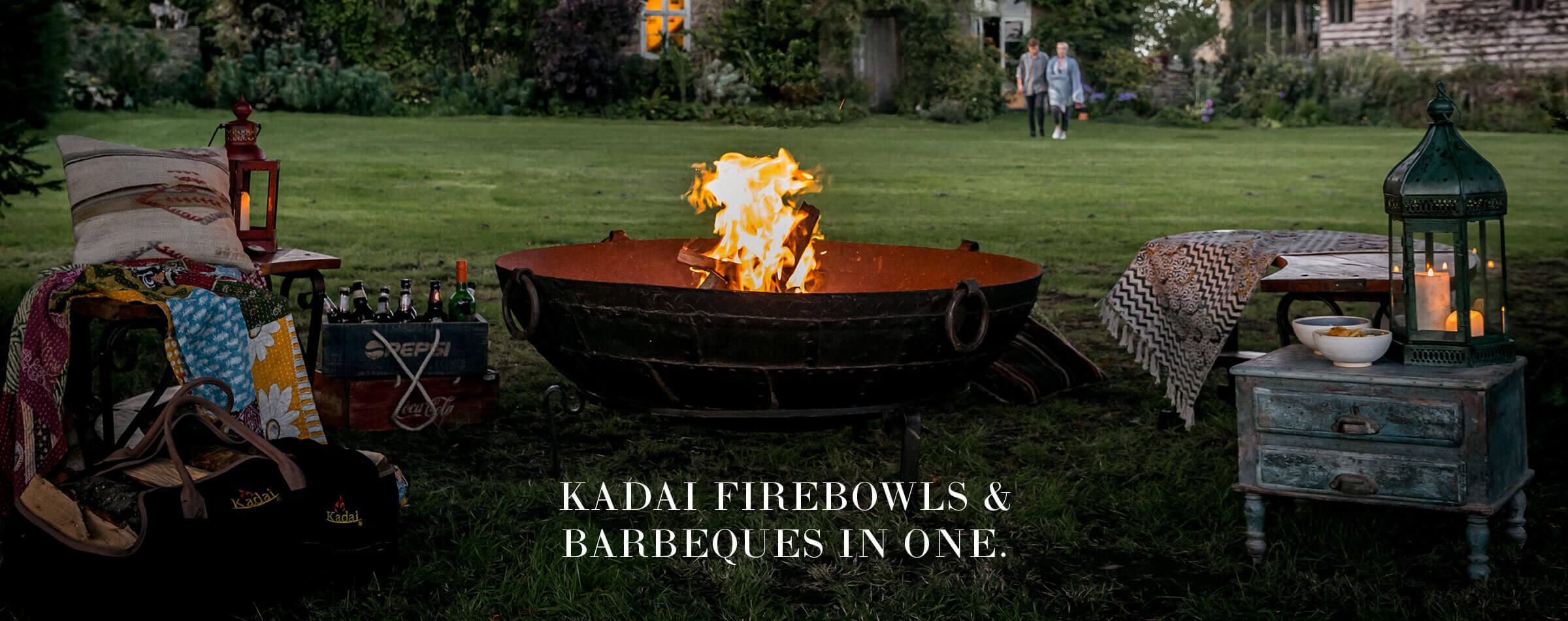 Kadai-Firebowls